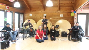Canuck Place Easter Seals 2015 teen camp
